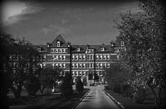Benedictine Hall, when it was standing, was one of the most haunted buildings on the campus of Benedictine College in Atchison, Kansas