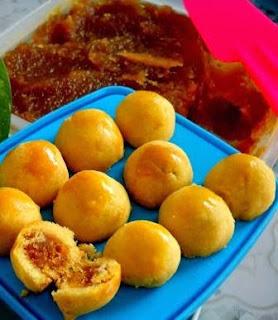 Resep Nastar Klasik Selai Nanas Homemade