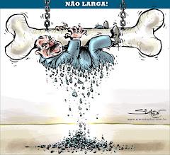 LARGA O OSSO, SARNEY....