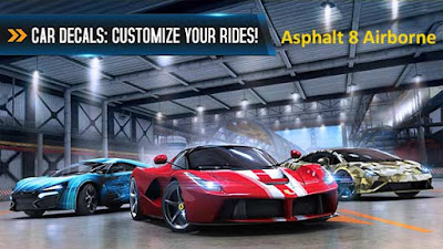 Asphalt 8 Airborne Apk Obb Data Free Download Gameplay