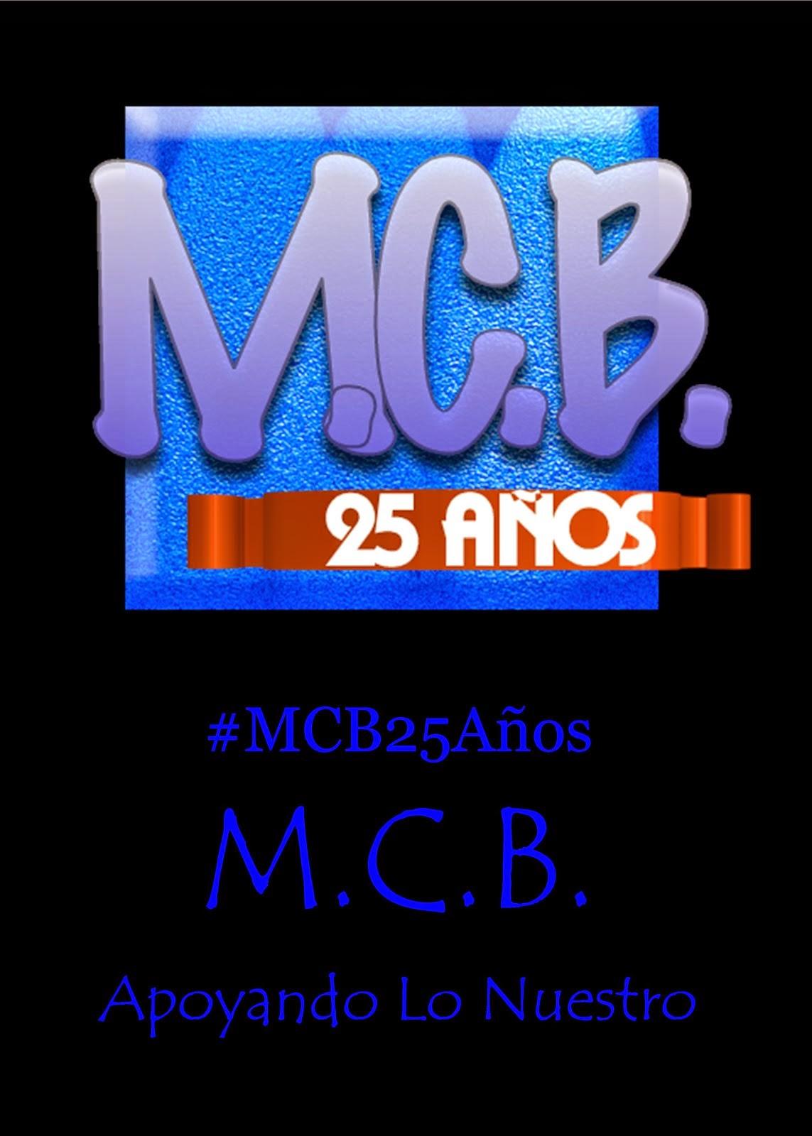 MCB 25 AÑOS