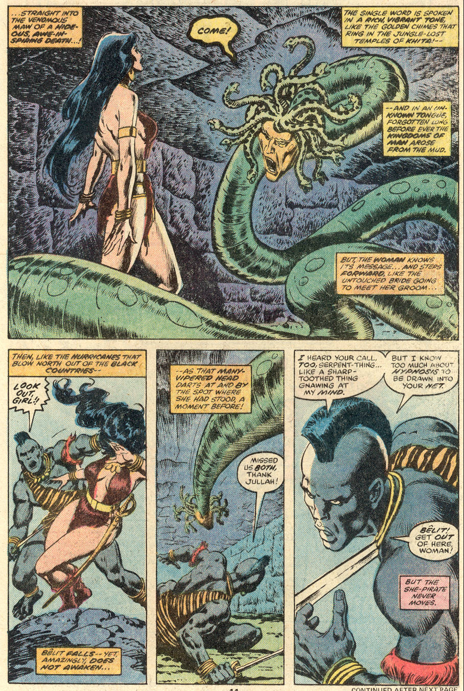 Conan the Barbarian (1970) Issue #89 #101 - English 9