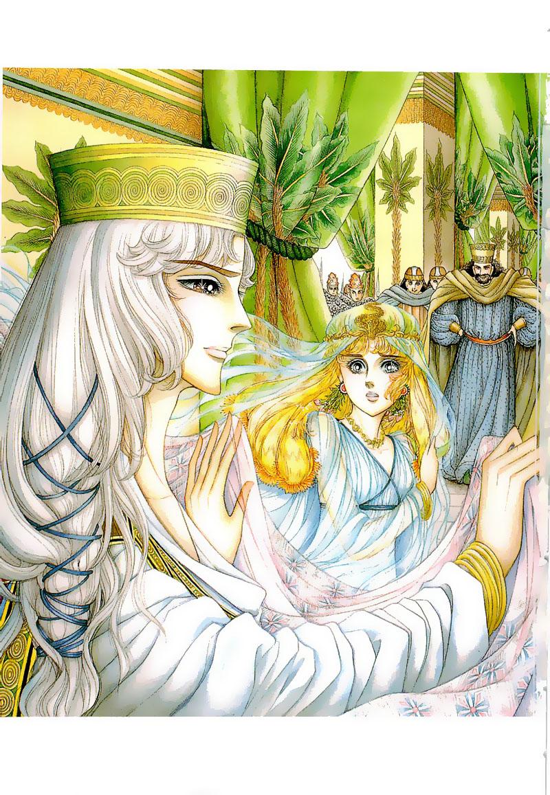 Nữ Hoàng Ai Cập-Ouke no Monshou chap 50 Trang 8 - Mangak.info