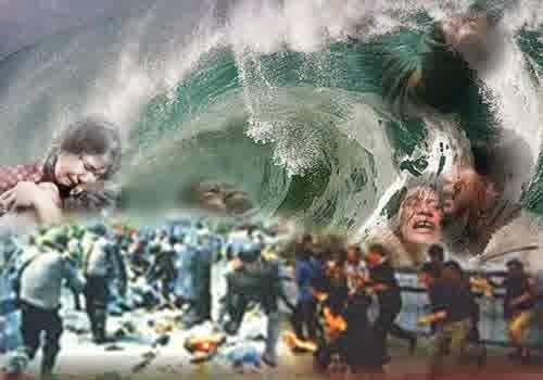 Misteri Hubungan Bencana Tsunami dengan Legenda Nyi Roro Kidul