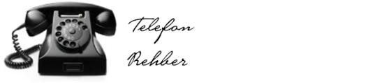 Telefon Rehber