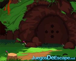 solucion Cave Escape guia