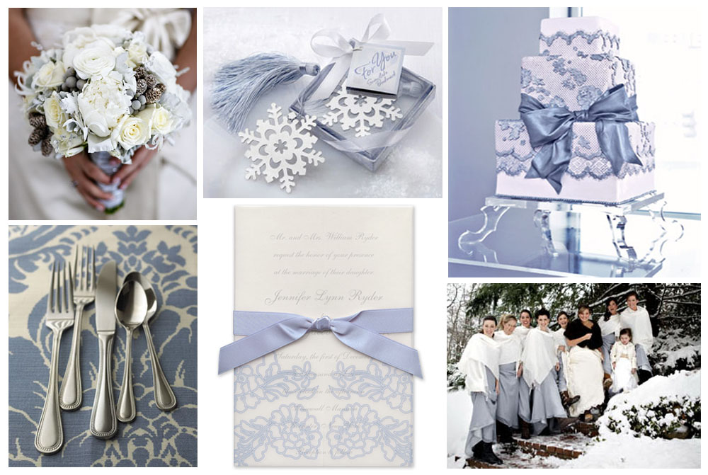 Affordable Winter Wedding Decorations | Perfect Bridal