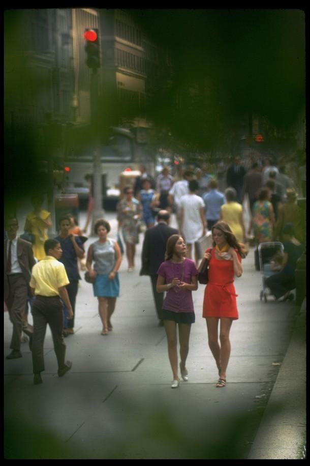 New York City Summer 1969