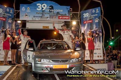 39 Rallye Orvecame Isla de Tenerife