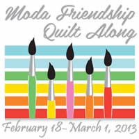 Join the fun...a Moda Quilt Along