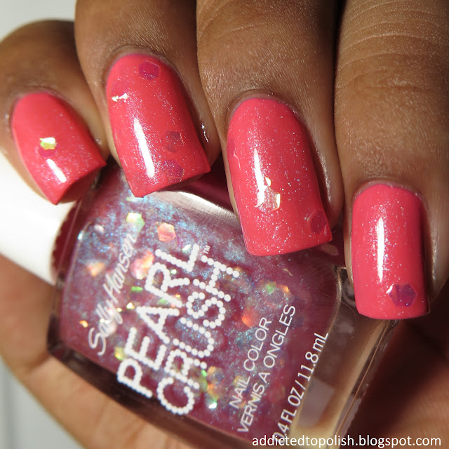 sally hansen lady crab pearl crush