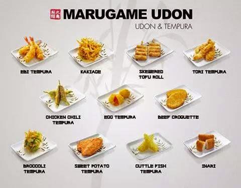 Udon Original  ala Marugame Udon