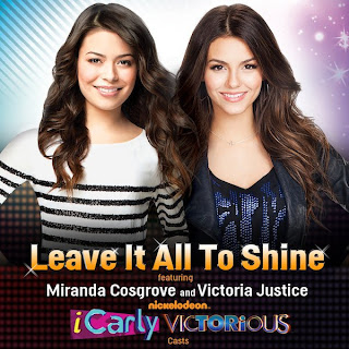 Miranda Cosgrove & Victoria Justice - Leave It All To Shine Lyrics