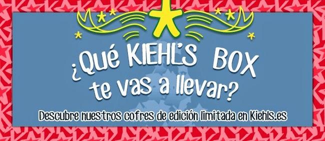 Kiehl's Boxes: idea regalo para Navidad