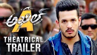 Akhil Theatrical Trailer __ Akhil Akkineni, Sayyeshaa Saigal __ VV Vinayak , Nithin