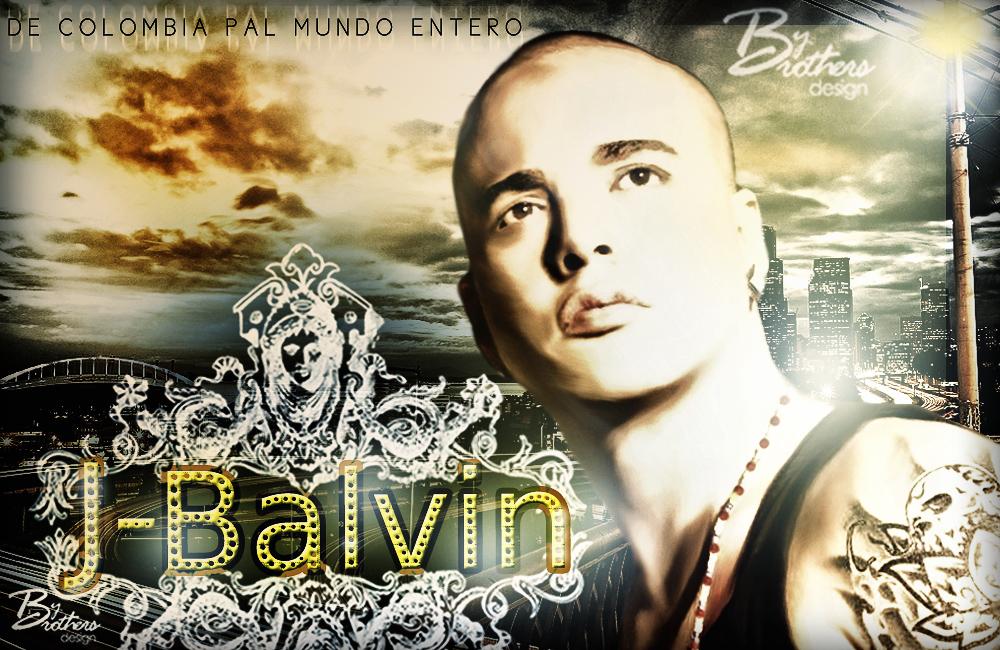 J BALVIN: IMAGENES