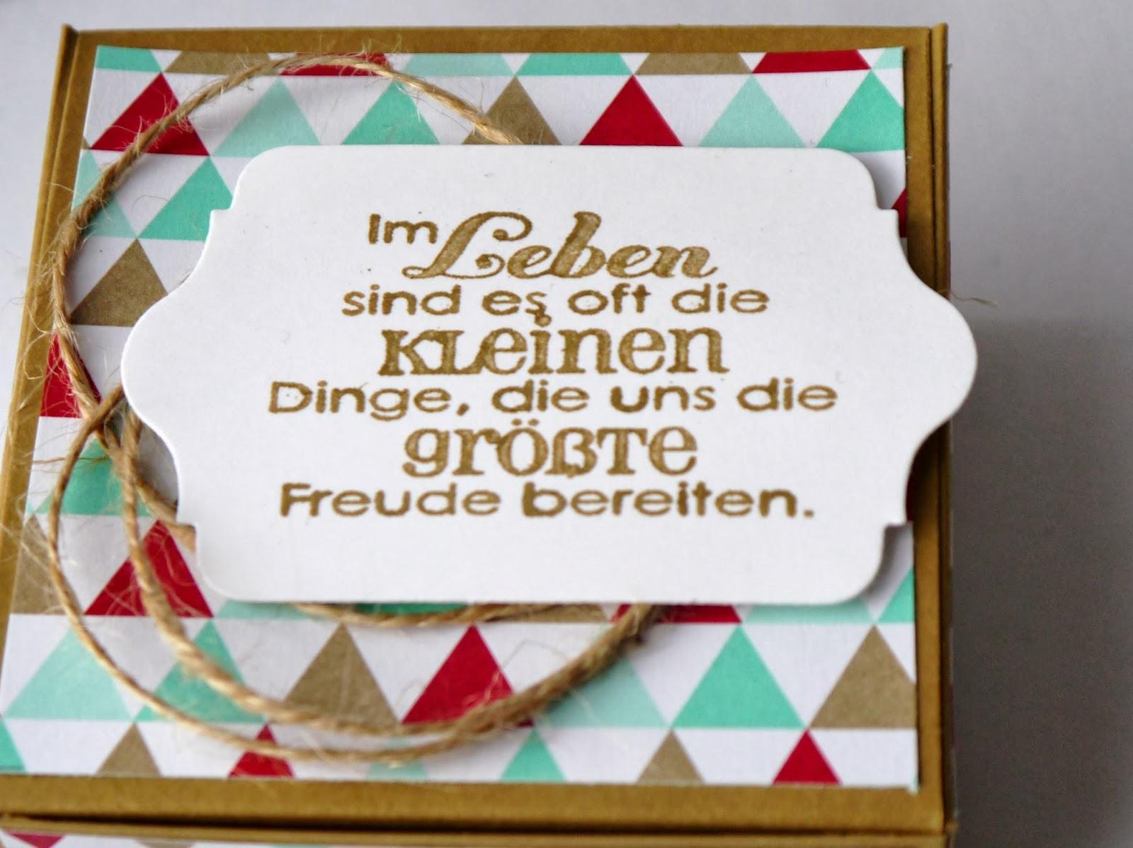 schnecke's kreativ-laden: geschenkbox auch für männer