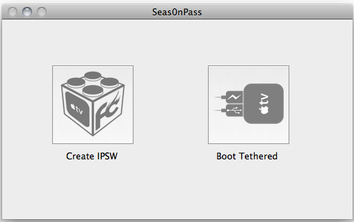 Create IPSW Seas0nPass
