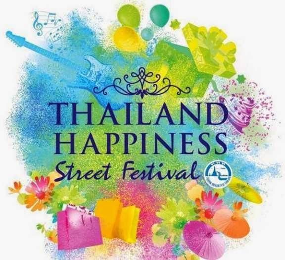 Thailand Happiness 2014 Bangkok