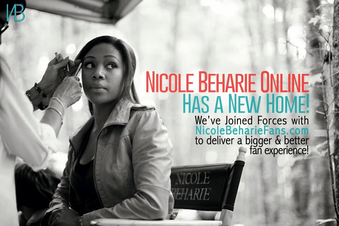 Nicole Beharie Online
