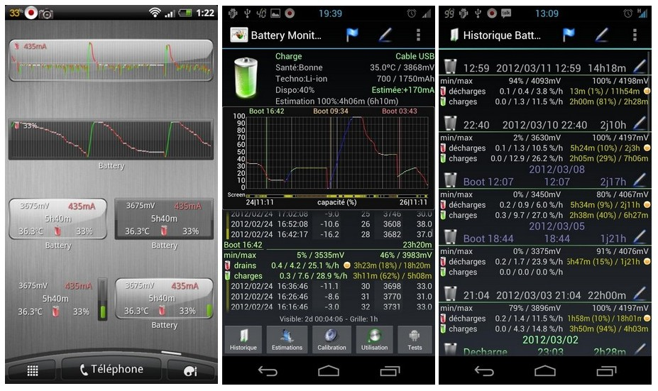 Aplikasi. Battery Monitor Widget Pro v2.8.4 Apk Android.