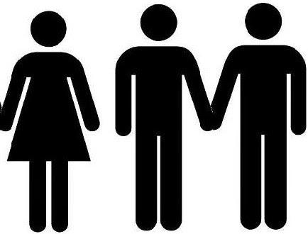 Los hombres homosexuales atacan sexualmente al hombre heterosexual