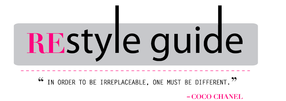 Restyle Guide| A blog about fashion and life by Rafa Eissa