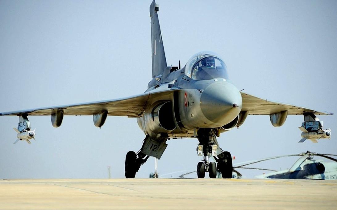 HAL Tejas Fighter Jet Wallpaper 3