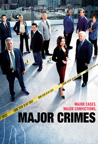 Assistir Major Crimes 4x12 - Blackout Online