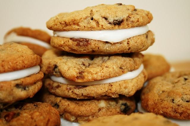 Gourmet Cookie Sandwiches