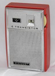 Listen to the Beatles on transistor radio