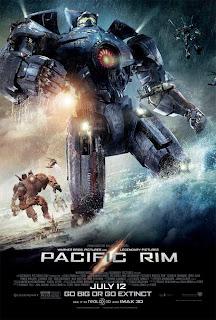 Pacific Rim dirigida por Guillermo del Toro