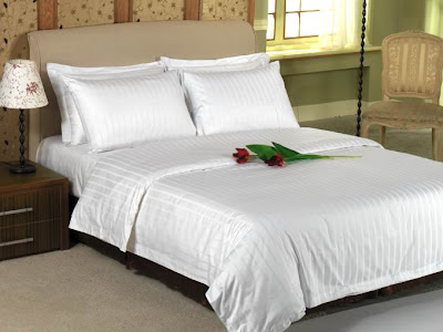 Satin-Stripe-Bed-Sheet