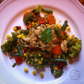 Iza Gotuje Blog Kulinarny O Gotowaniu Warzywa Na Patelnie I Piers Z
