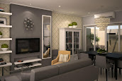 #2 Grey Livingroom Design Ideas