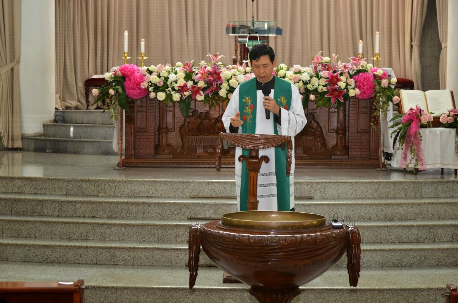 Baptis Umum - 7 September 2014