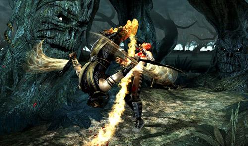 Mortal Kombat - Komplete Edition (BlackBox) Full ISO Screenshot 2