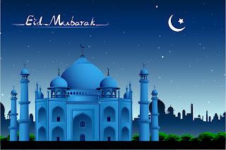 美しいモスクを臨む景色 mosque illustrations and backgrounds イラスト素材4
