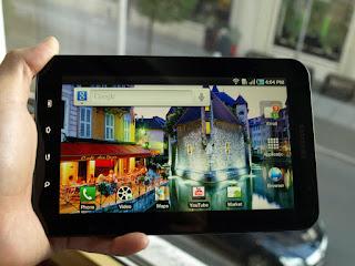 VPN gratuit pour Samsung Galaxy Tab