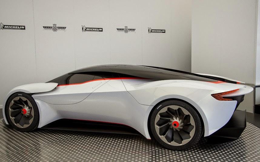 Aston Martin DP-100 Image