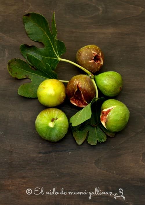 chutney de manzana e higos