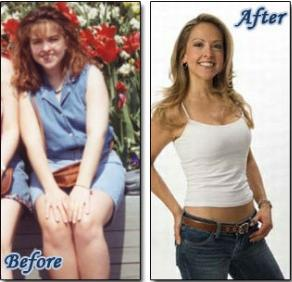Beyond Diet Reviews - Isabel Before And After