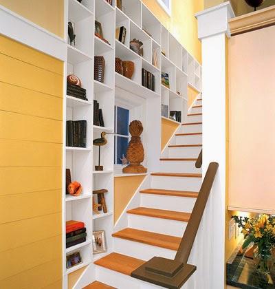 Conseils déco et relooking — idées de décoration pour un mur d\'escalier