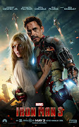 Iron man 3 Movie Poster (iron man new poster )