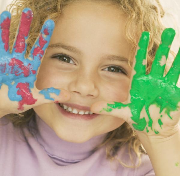 Раскрасим мир ребенка яркими красками!