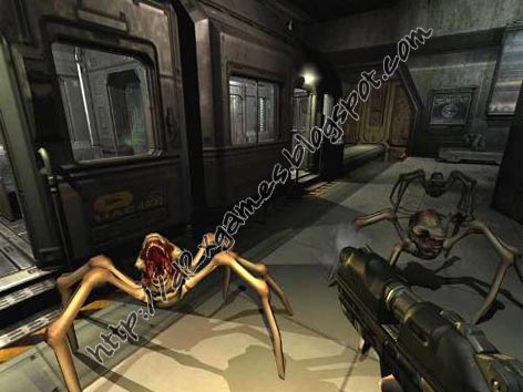 Free Download Games - Doom 3