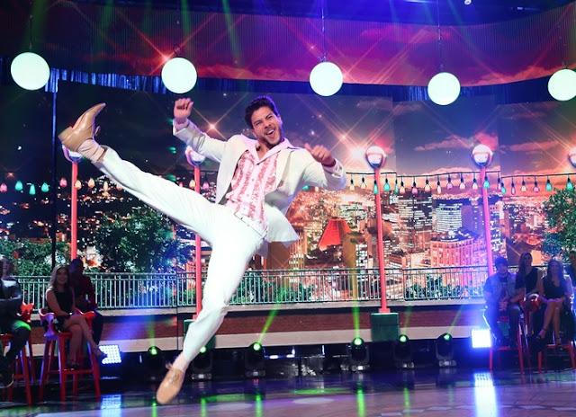 Arthur Aguiar foi vice-campeão da Dança dos Famosos (foto: Gshow)