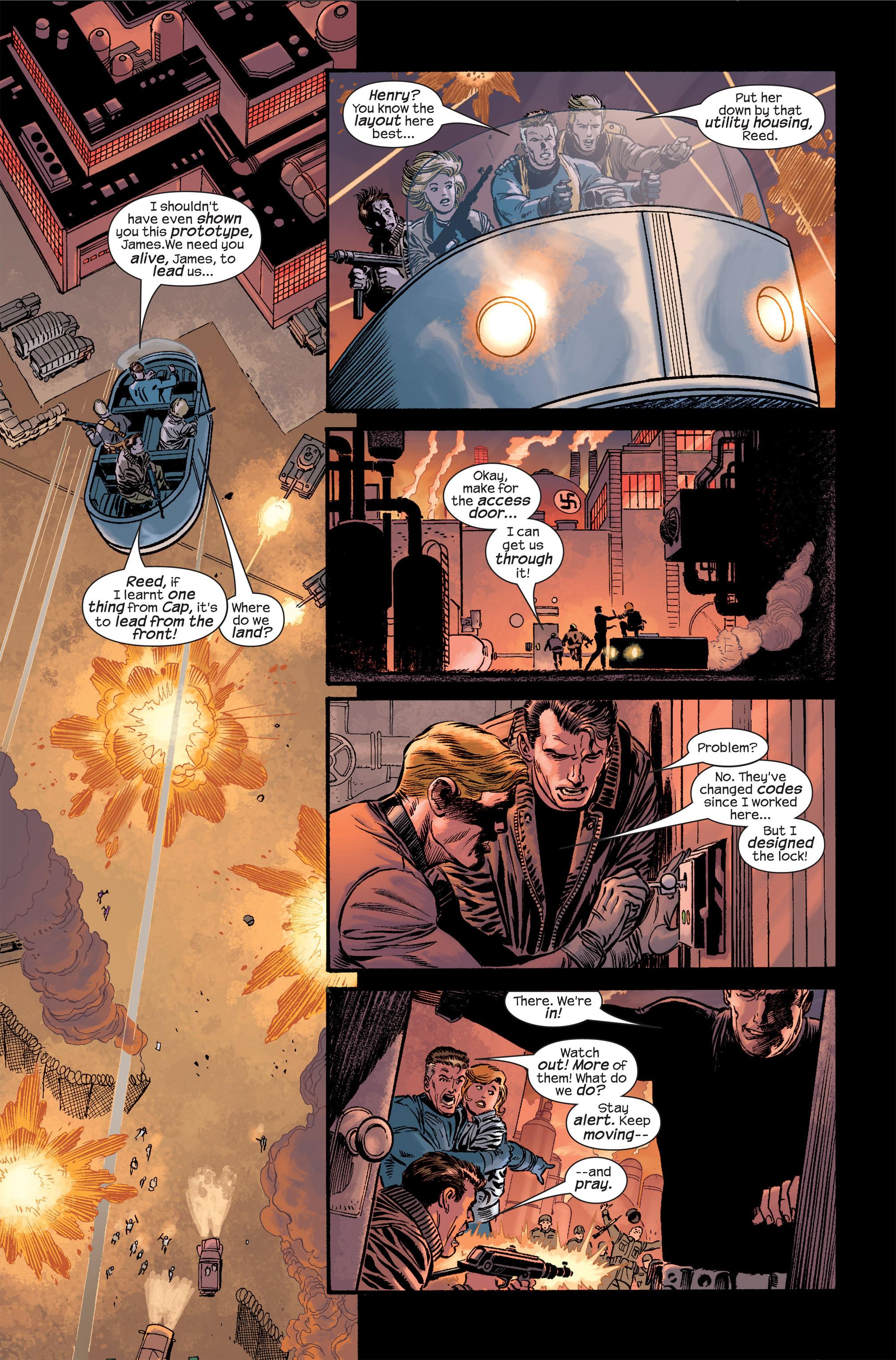 Captain America (2002) Issue #19 #20 - English 21