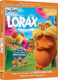 The Lorax (2012) Movie Poster
