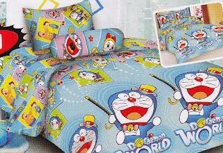 Sprei Fairmont Doraemon